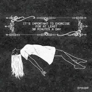 Daily Exorcise