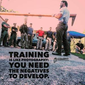 Negatives for Training