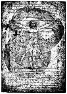 KB Vitruvian Man